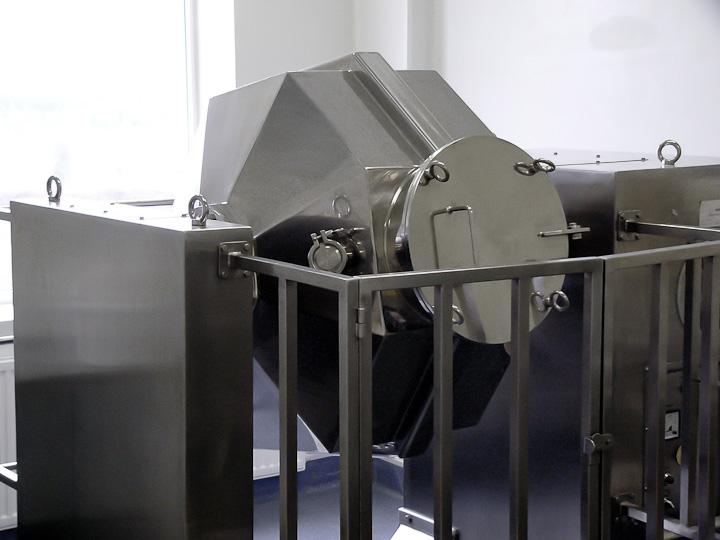 технология опудривания на производстве АЛСИ Фарма