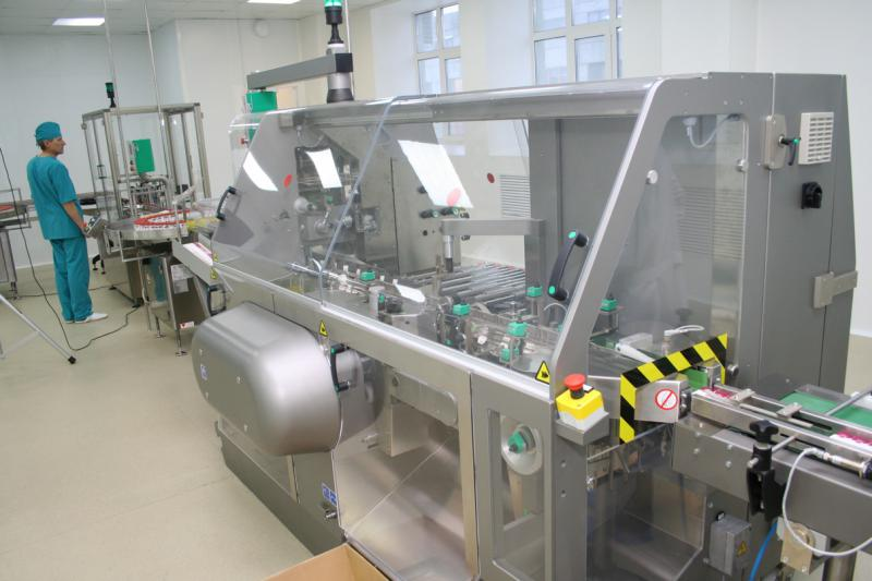 Производство порошков для инъекций