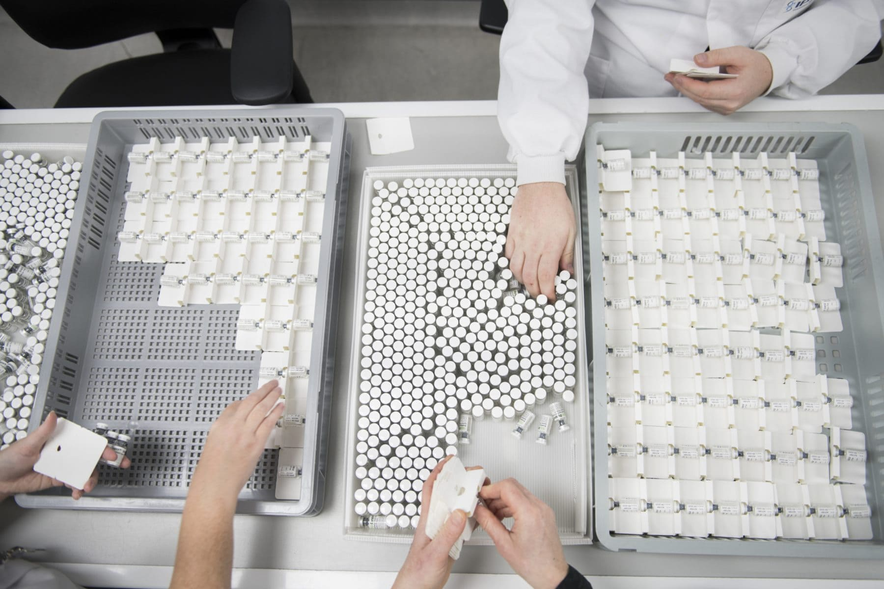 Компания Ipsen, производство