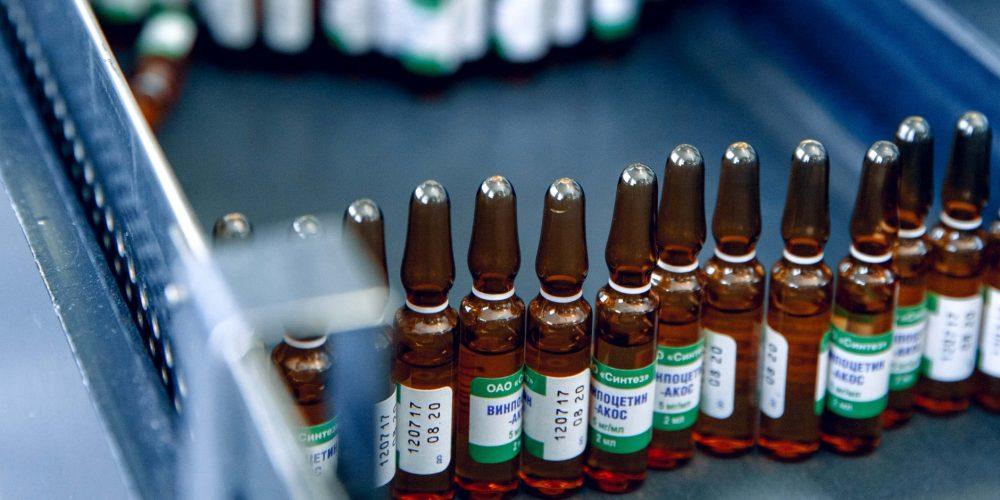 «Биннофарм Групп» модернизирует производство антибиотиков на заводе «Синтез»