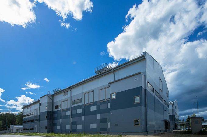 Завод «ВЕРОФАРМ» во Владимирской области