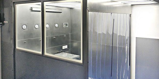 Ламинарная кабина для АО «АКРИХИН» — проект, отвечающий запросам заказчика