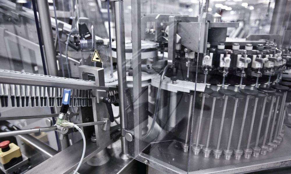 Baxter и Moderna объявили о соглашении по производству вакцины от COVID-19