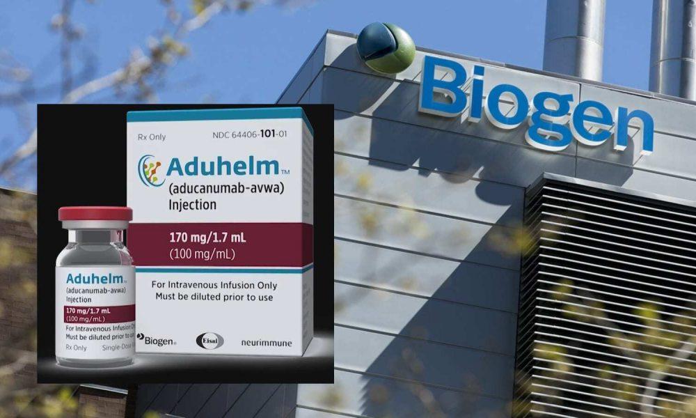Biogen, препарат от болезни Альцгеймера