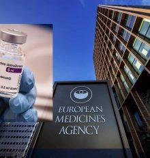 EMA рекомендовало продолжить использование вакцины AstraZeneca