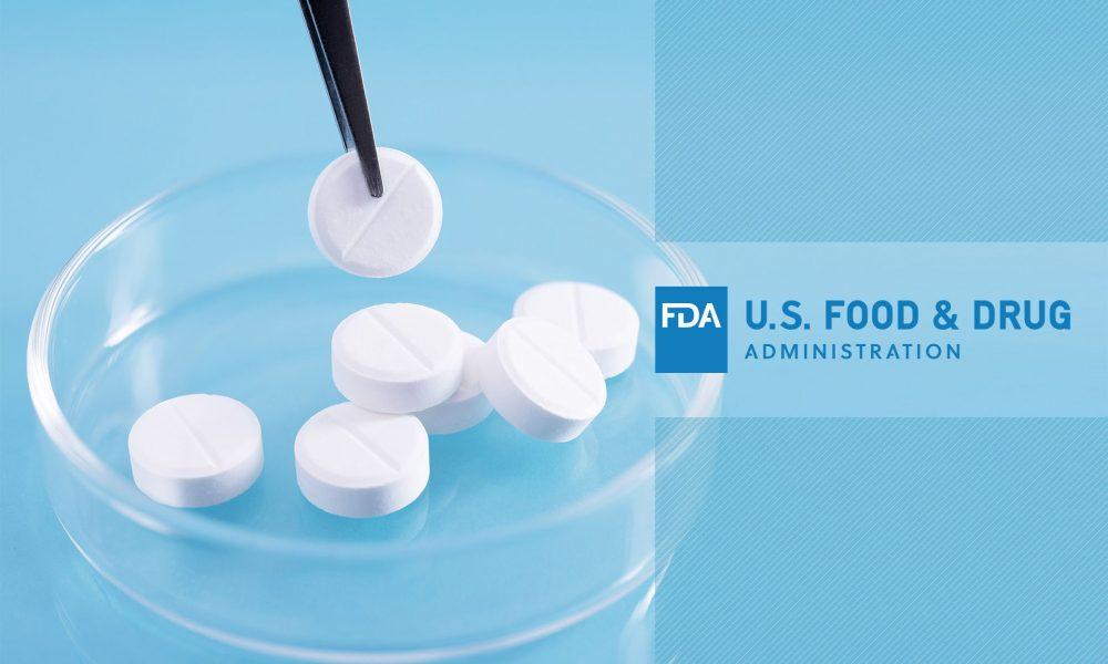 FDA, лекарственные препараты