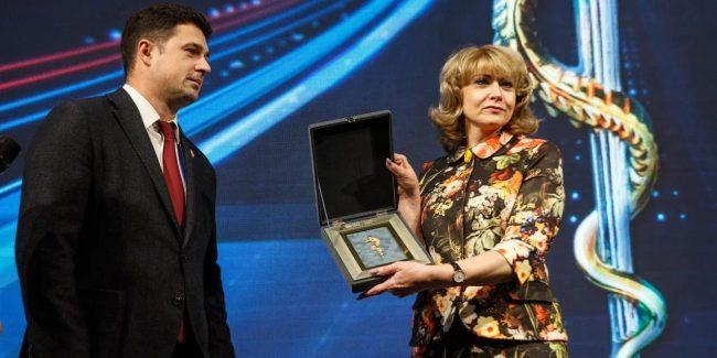 Впервые вручена премия фармлогистики и качества — Посох Асклепия