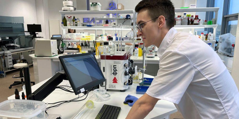 «Биопалитра» запустила производство комбинированных тестов на ВИЧ, гепатиты, сифилис
