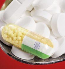 Индийский фармацевтический экспорт достиг $24,44 млрд