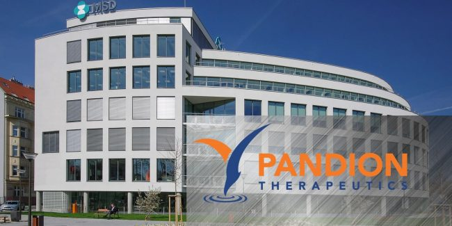 MSD приобретает Pandion Therapeutics за $1,85 млрд
