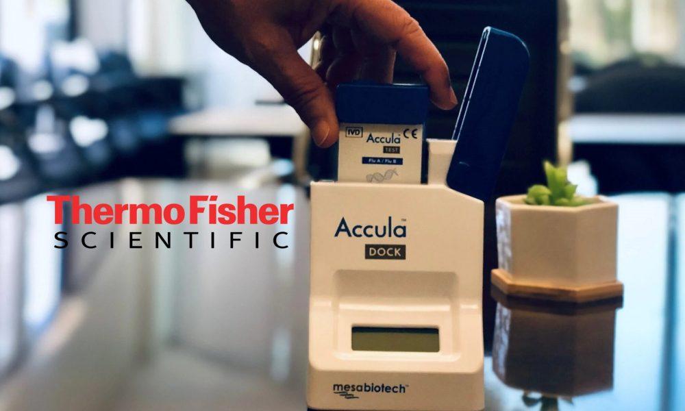 Thermo Fisher заплатит за компанию Mesa Biotech почти полмиллиарда долларов