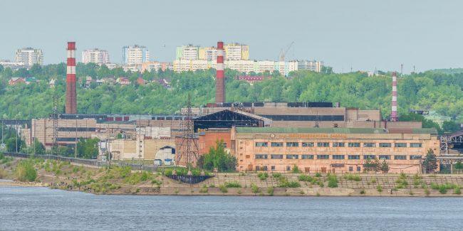 «Мотовилихинские заводы» запустили производство медицинского кислорода