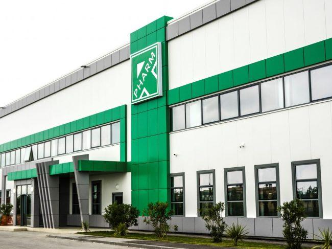 Завод R-Pharm в Азербайджане готовится к выпуску первых партий лекарственных препаратов