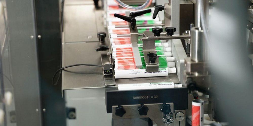 Производство мягких лекарственных форм запущено в Новосибирской области