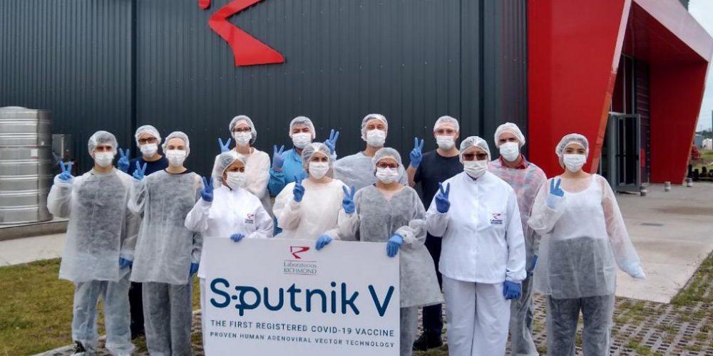 Laboratorios Richmond построит в Аргентине завод по выпуску вакцины «Спутник V»