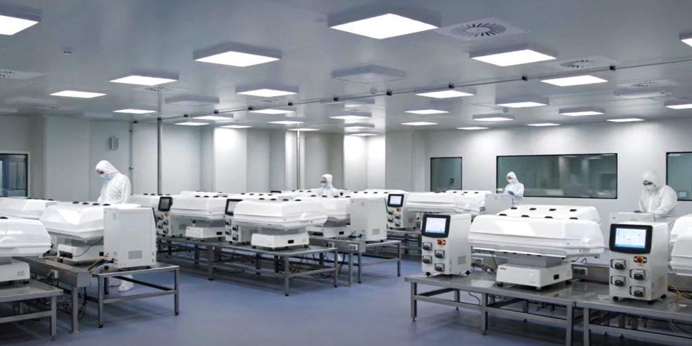 Решения Huawei помогают «Р-Фарм» увеличить мощности производства вакцины «Спутник V»