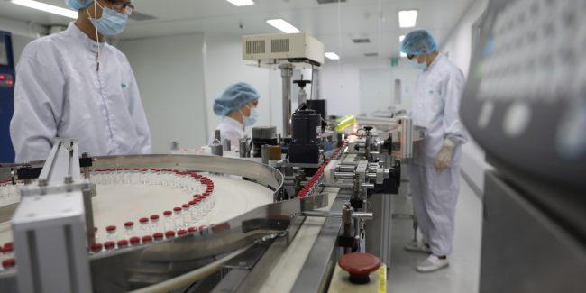 Вьетнамская фармкомпания VABIOTECH запустила производство вакцины Sputnik V (Видео)