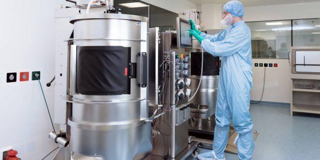 Yposkesi построит во Франции второй завод по выпуску биологических препаратов