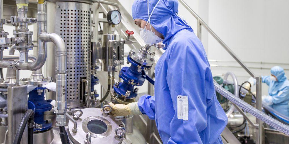 В России выросло производство фармацевтических субстанций и вакцин