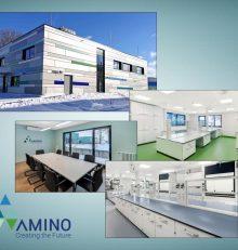 AMINO открывает новый центр качества