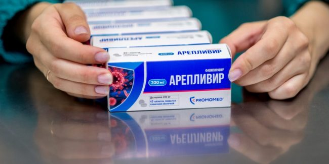 «Промомед» планирует увеличить производство «Арепливира» до 2 млн упаковок в месяц
