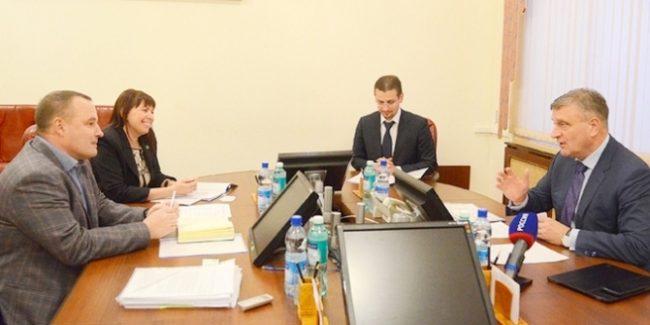 Глава Кировской области обсудил перспективы взаимодействия с руководством компании «АВВА РУС»
