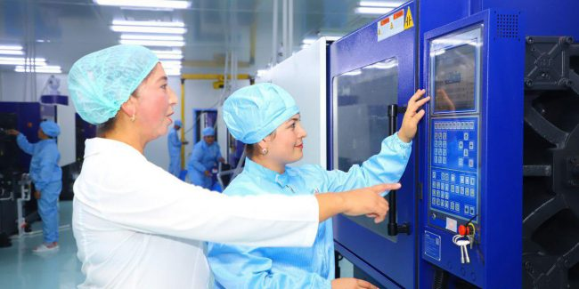 Центр надлежащих практик (GxP) создан в Узбекистане