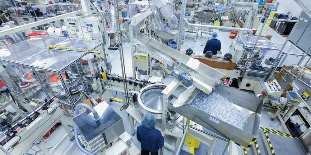 BD инвестирует в строительство нового завода в Испании 165 млн евро