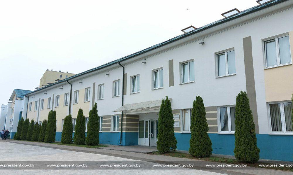«БелВитунифарм» выступает потенциальной площадкой для выпуска белорусской вакцины от ковида