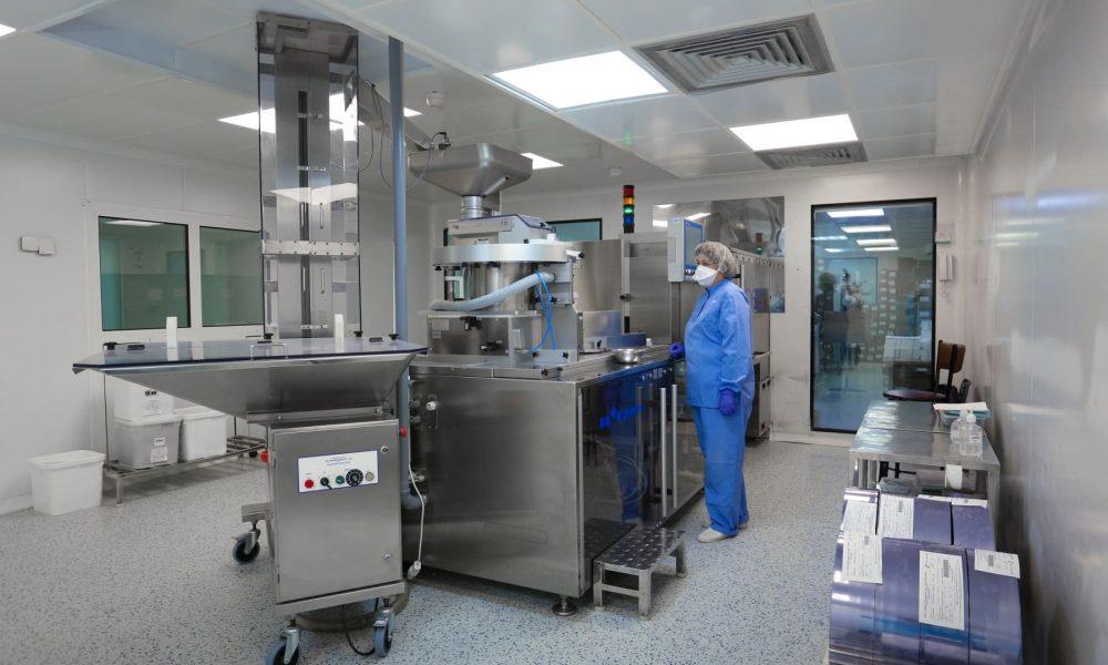 Биннофарм Групп, производство лекарств