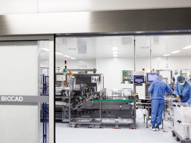 В правительстве представили данные о производстве российских вакцин от COVID-19