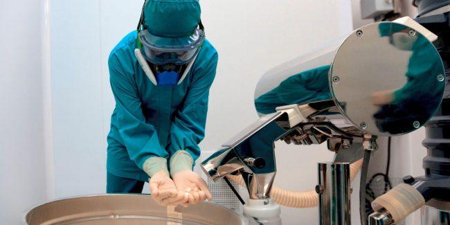 «Биохимик» готов ежемесячно производить до миллиона упаковок Арепливира