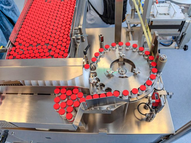 Завод «Биохимик» сертифицирован по евразийским стандартам GMP