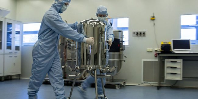 Минпромторг подтвердил соответствие производства «Биоинтегратор» GMP стандарту