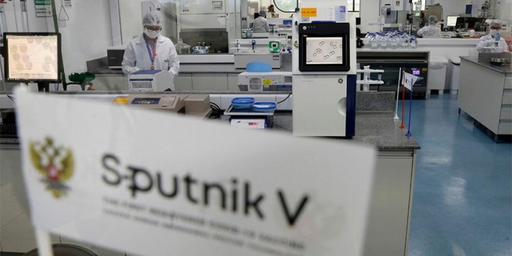 Лаборатория биологических агентов и реактивов Мексики будет производить  вакцину Спутник V