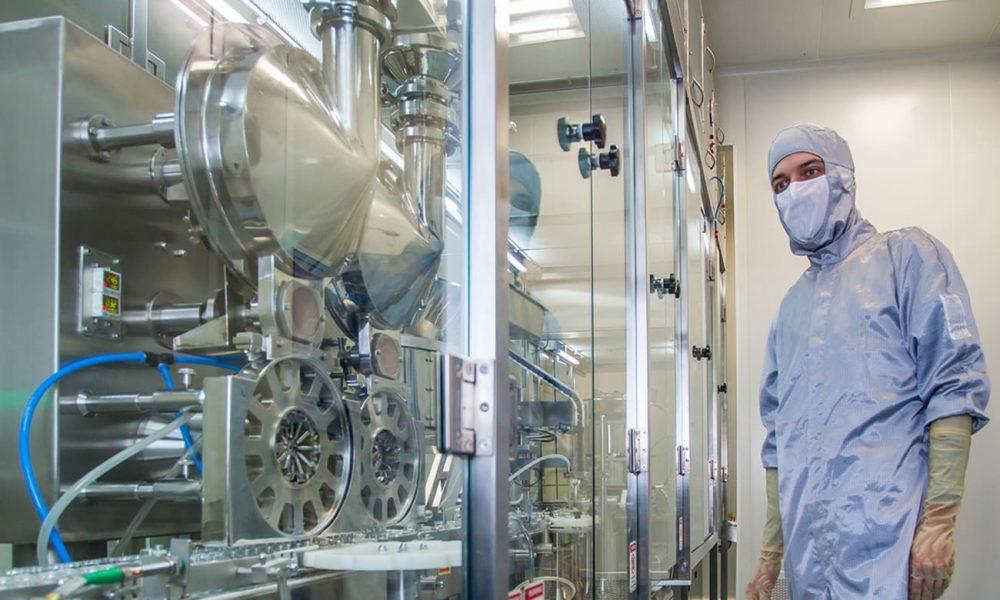 Дан старт новому фармацевтическому производству на заводе «БратскХимСинтез»