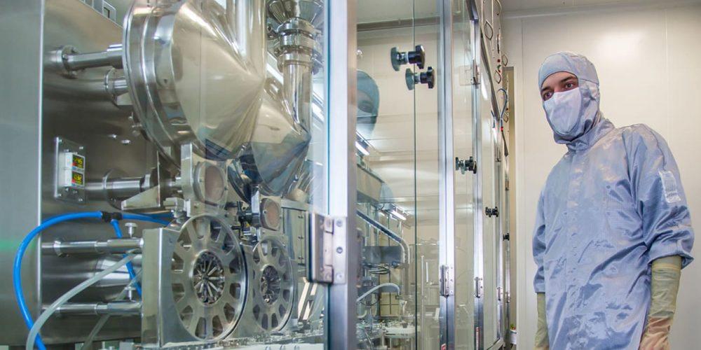 «Фармасинтез» вышел на производство 100 тонн фармсубстанций в год