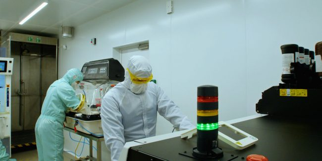 В Одинцово открылся первый российский Центр технологий и микрофабрикации