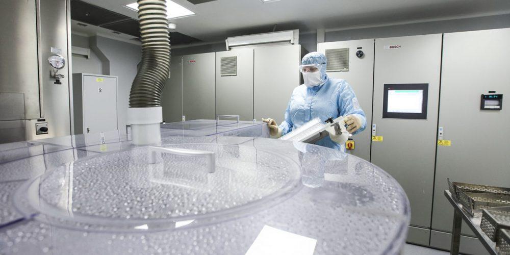 Разработчик российской вакцины от COVID-19 намерен пройти преквалификацию ВОЗ