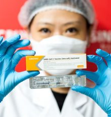 Rapid growth characterizes production of china's vaccines