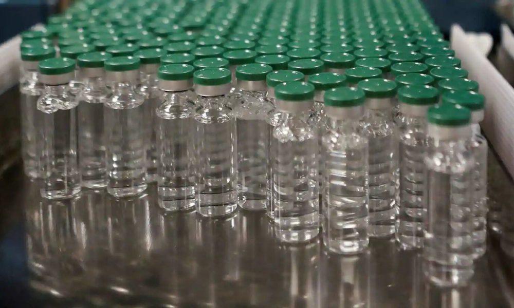 При производстве вакцины Covishieid применяется роботизированная система Fedegari