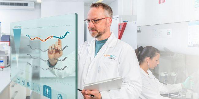Эффективность вакцины CureVac составила 47%, акции компании упали на 52%