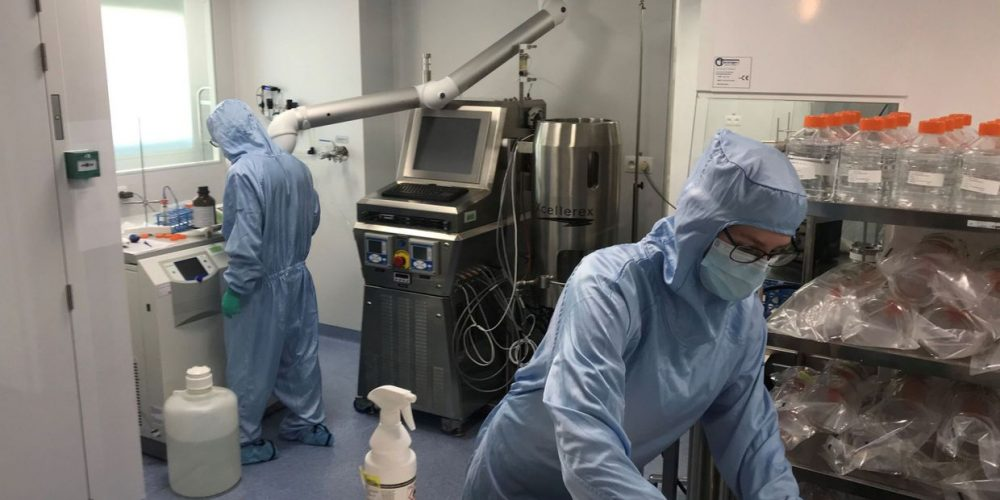 Catalent приобретает Delphi Genetics и запускает производство плазмид