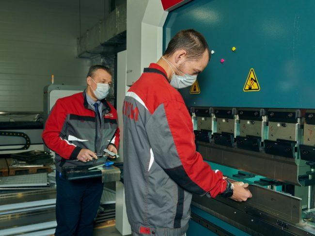 Новую версию моечно-дезинфекционной машины представил ТЗМОИ