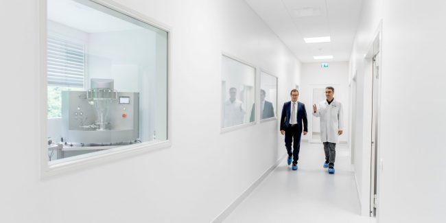 Новый технологический центр с лабораторией открывает DIOSNA