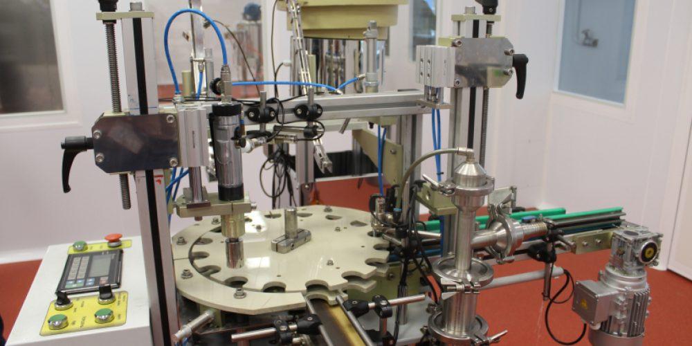 Открытие производства биологически активных добавок состоялось на предприятии «ЭКОлаб»