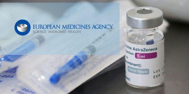 EMA признало вакцину от коронавируса компании AstraZeneca безопасной