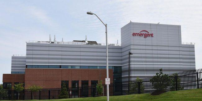 J&J берет на себя ответственность за производство на заводе Emergent