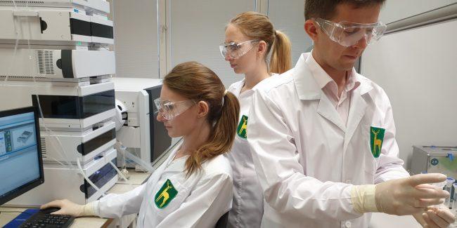 Эндофарм аккредитован как производитель стандартных образцов