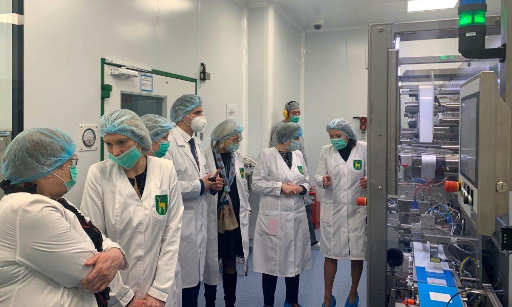 ЭНДОФАРМ развивает сотрудничество в сфере разработки лекарств